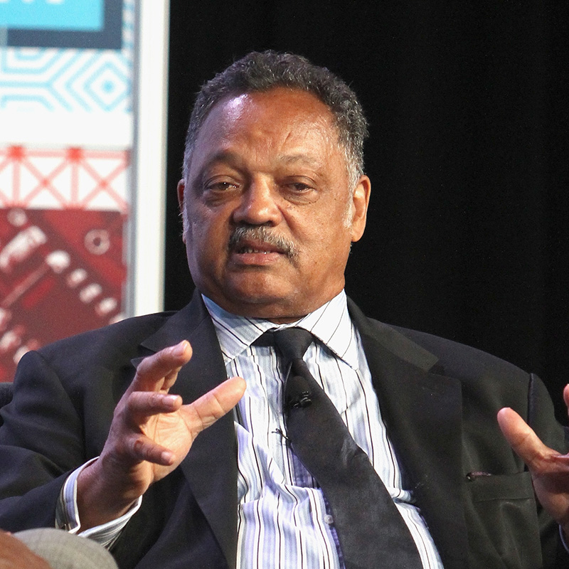 Rev. Jesse Jackson speaks at 'Innovating Diversity and Inclusion in Tech' during the 2015 SXSW Music, Film + Interactive Festival at JW Marriott on March 17, 2015 in Austin, Texas. (Photo by Travis P Ball/Getty Images for SXSW)