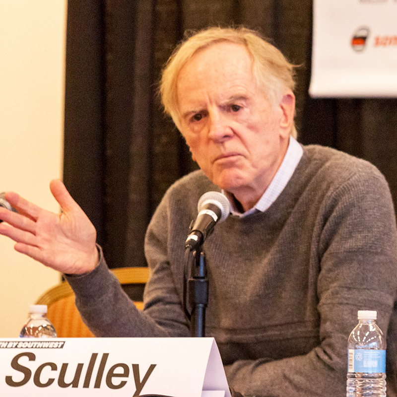 John Sculley at SXSW 2016 panel