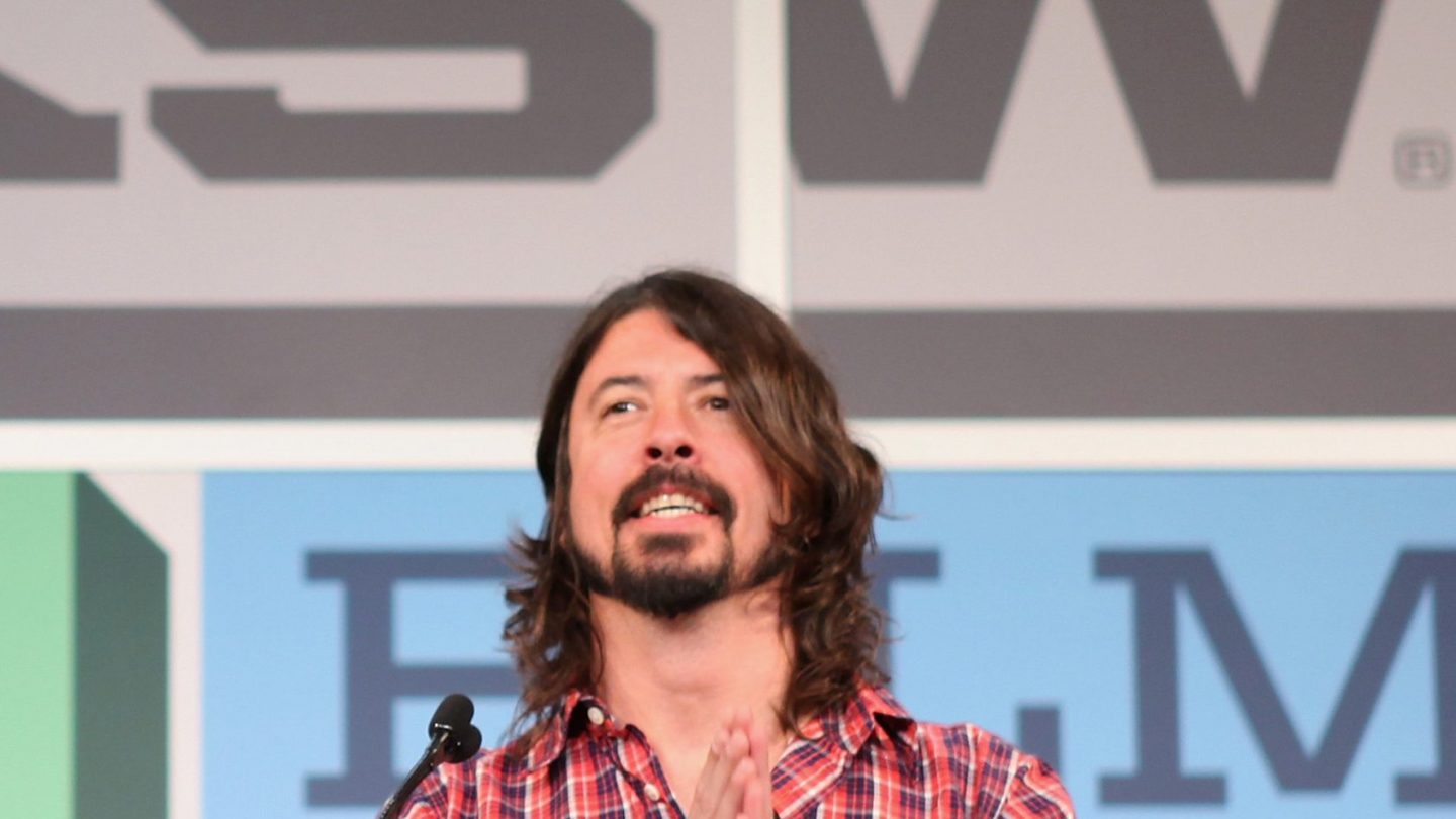 Music Keynote: Dave Grohl