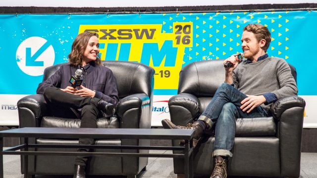 Ellen Page and Ian Daniel, co-creators of the new documentary series Gaycation, discuss their careers, the equality movement, and cultural attitudes towards LGBTQ people during their Keynote at the 2016 SXSW Film Conference.