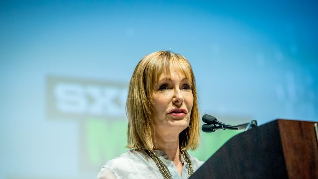 Film producer Gale Anne Hurd discusses her career, creative producing, and being a female producer in a predominately male industry as part of her Keynote at the 2016 SXSW Film Conference.