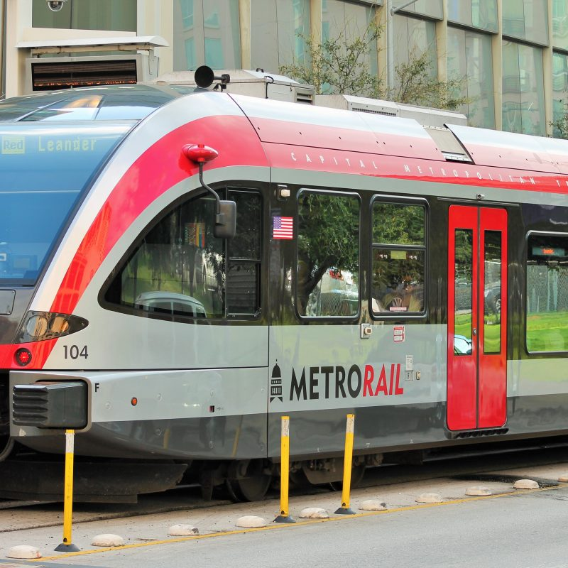 Getting Around with CapMetro