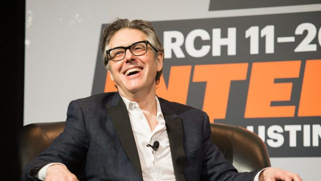 Ira Glass in conversation with Los Angeles Times writer Mark Olsen as they explore public radio, independent film, storytelling, the rise of podcasts and more at SXSW 2016.