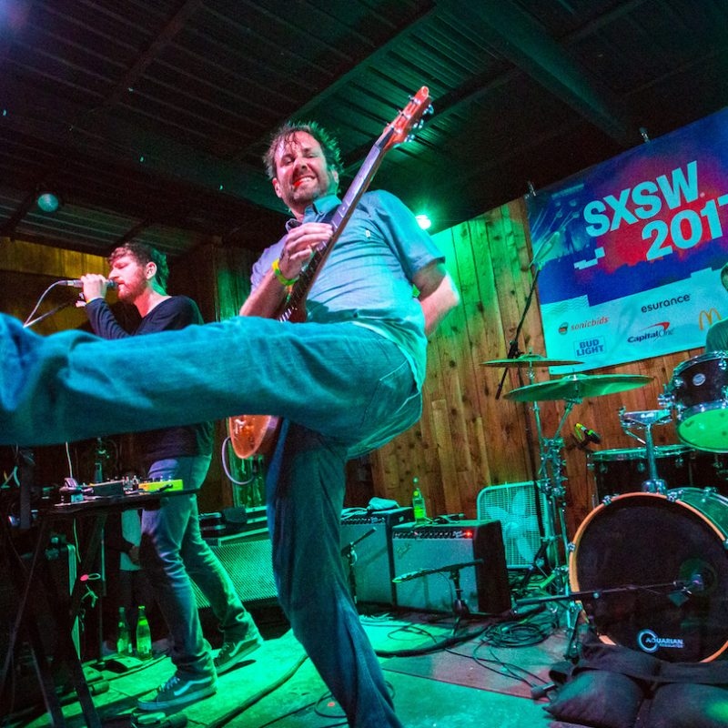 2017 SXSW Showcasing Artist Minus the Bear