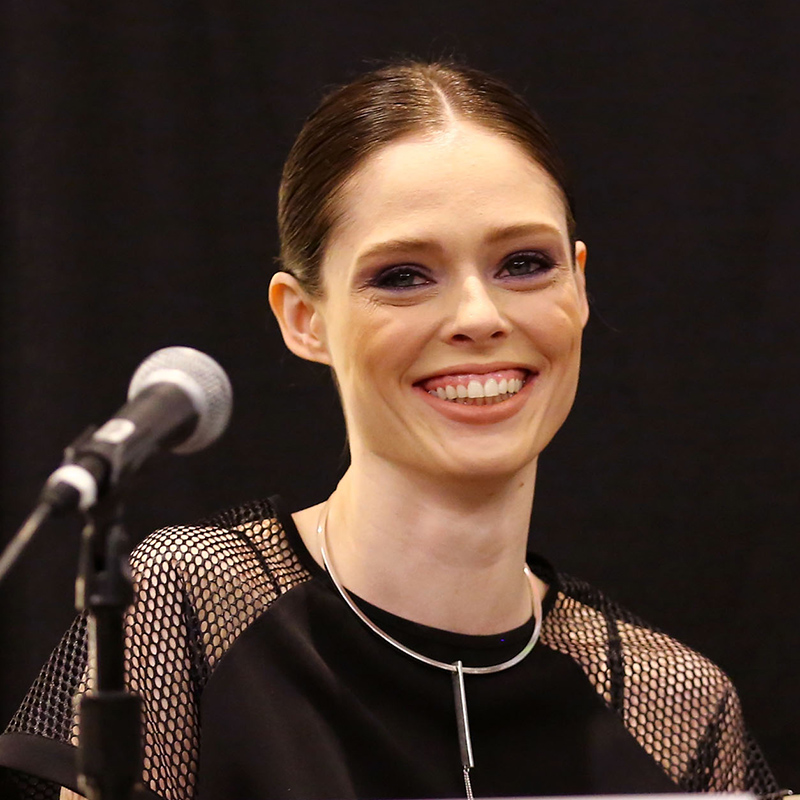 Model Coco Rocha speaks onstage at 'Why Art Needs Science: Fashion and Tech's Future' during the 2016 SXSW Music, Film + Interactive Festival at Westin Austin Downtown on March 13, 2016 in Austin, Texas. (Photo by Diego Donamaria/Getty Images for SXSW)