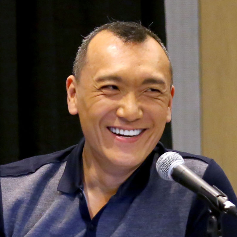Journalist Joe Zee speaks onstage at 'Acceptance Revolution: Fashion's New Body' during the 2016 SXSW Music, Film + Interactive Festival at Westin Austin Downtown on March 13, 2016 in Austin, Texas. (Photo by Diego Donamaria/Getty Images for SXSW)