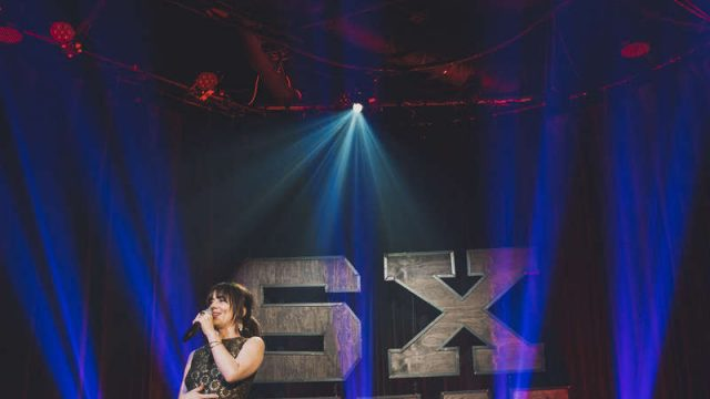 Natasha Leggero | SXSW Comedy on Showtime  | SXSW Comedy With Natasha Leggero | SXSW 2016 . Photo courtesy Showtime.