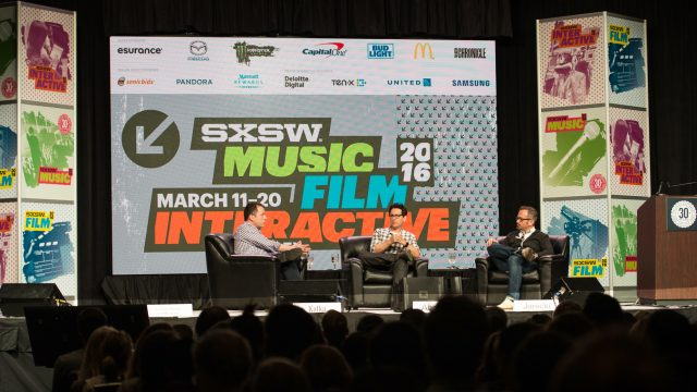 J.J. Abrams and Andrew Jarecki's featured session