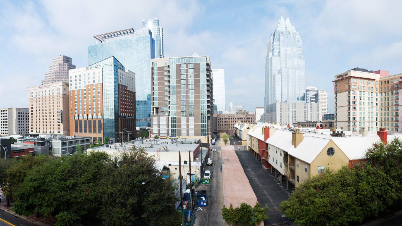 Austin Skyline - Day