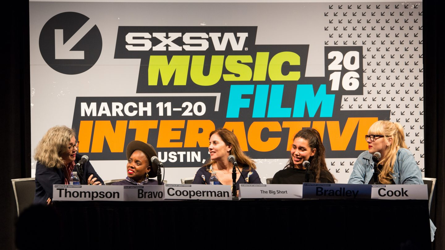 SXSW 2016 - The Big Short