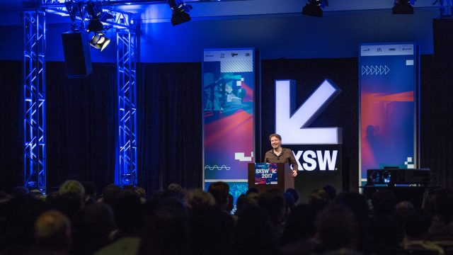 2017 SXSW Conference Film Keynote: Gareth Edwards – Photo by Alexa Gonzalez Wagner