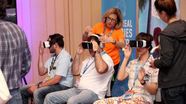 VR at SXSW 2016 - Photo by Richard Mcblane/Getty Images