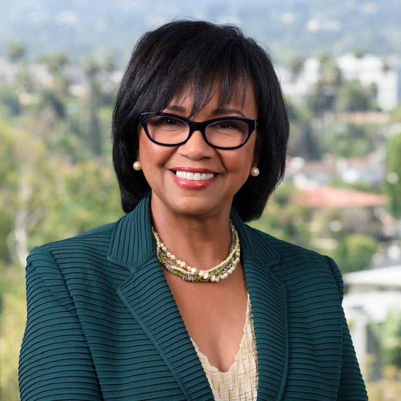 Cheryl Boone Isaacs Presidential Portraits courtesy of A.M.P.A.S