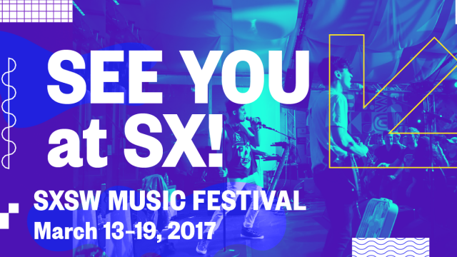 See You at SX! Music Facebook