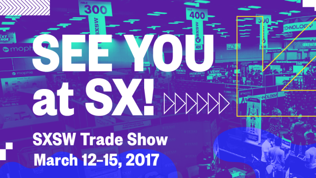 See You at SX! Trade Show Facebook