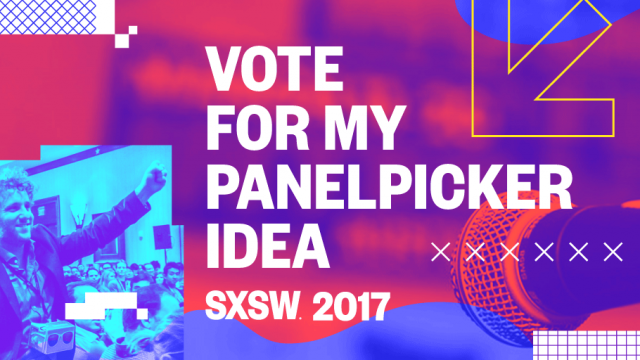 Vote for my Panel Picker Idea!