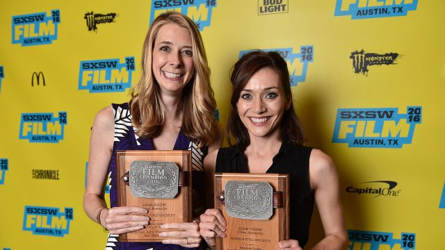 SXSW Film Awards Presented by Panasonic - 2016 SXSW Music, Film + Interactive Festival