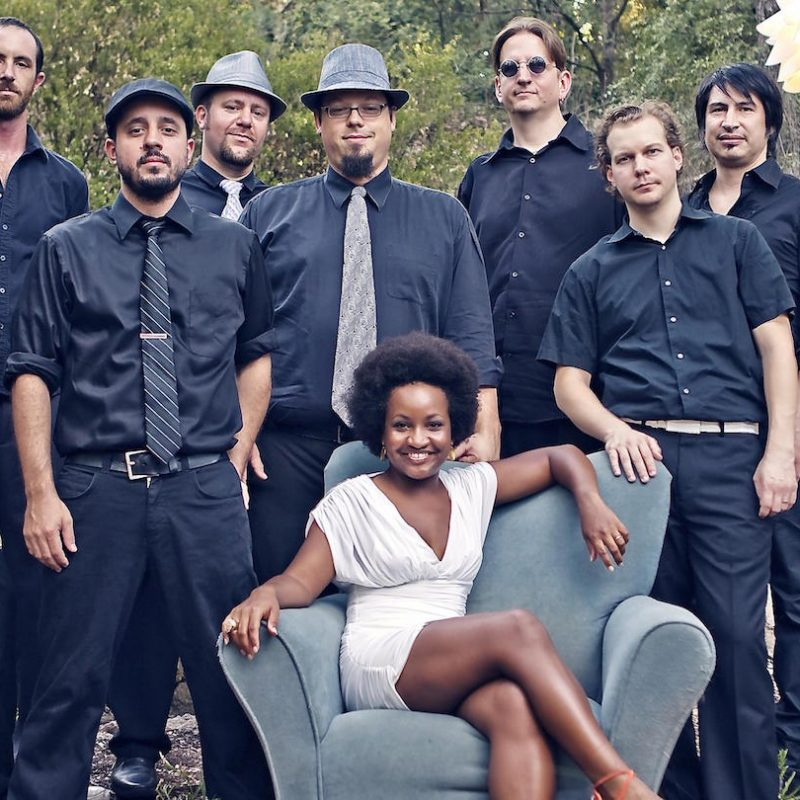 2017 SXSW Showcasing Artist Akina Adderley & The Vintage Playboys