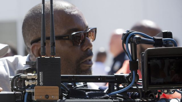 Lee Daniels – On set of Empire (Season 2). Photo Credit: Chuck Hodes/FOX