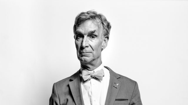 Bill Nye at SXSW Eco