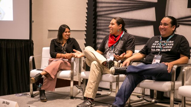 2016 SXSW Eco – Indigenous Storytelling for the 21st Century – Photo by Rebecca Hedges-Lyon