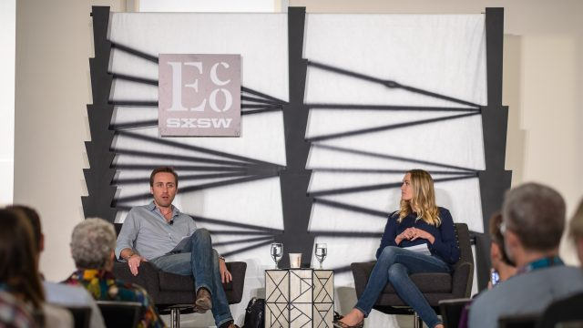 2016 SXSW Eco – Nuclear Sharks: How Innovation Will Save Our Seas – Photo by Miguel Gonzalez