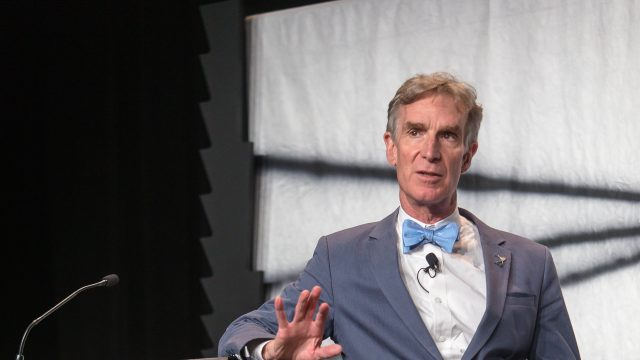 SXSW Eco 2016 – Bill Nye Keynote: The Optimistic View for Merging Energy and Climate Policies – Photo by Steve Rogers
