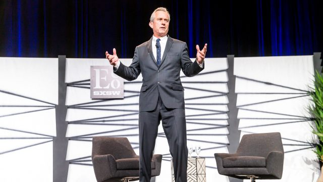 SXSW Eco 2016 Keynote, Robert F. Kennedy, Jr. – Photo by Steve Rogers