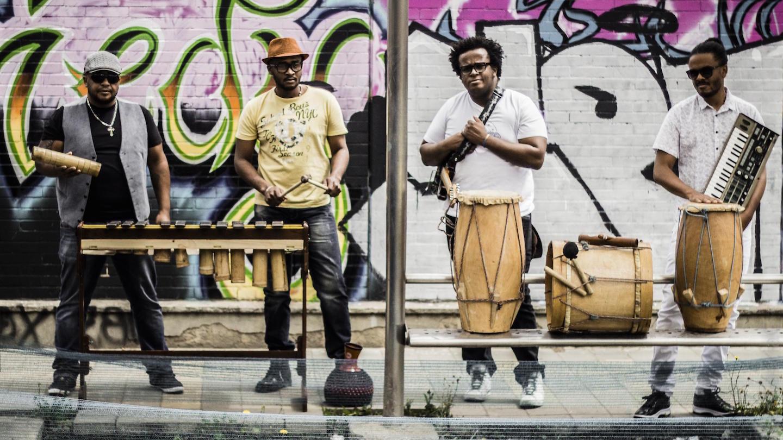 2017 SXSW Showcasing Artist AluviÓn Afrobeat Pacifico