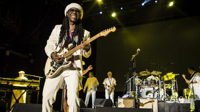 2017 SXSW Keynote Nile Rodgers