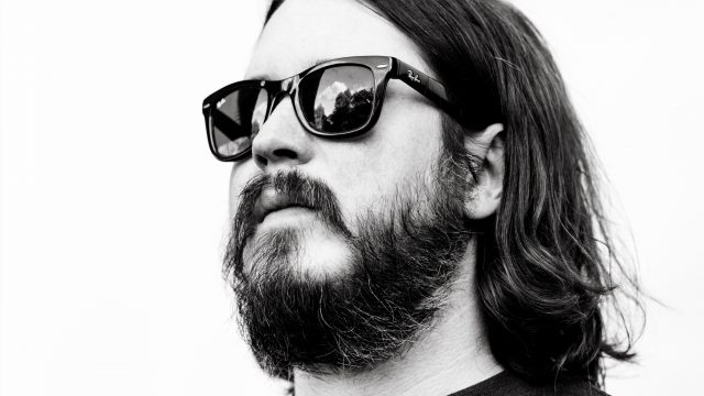 Kyle Hunt of The Black Angels