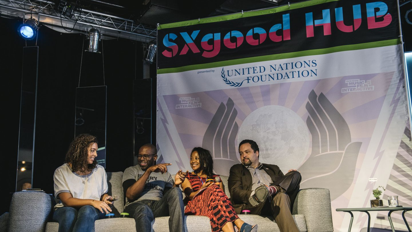 SXSW Social Good Hub – Photo by Lauren Lindely.