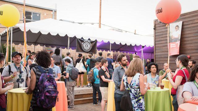SXSW Social Good Hub – Photo by Lauren Lindley