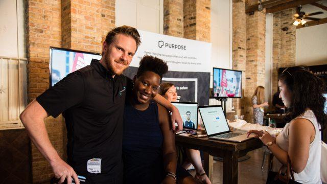 SXSW Social Good Hub – Photo by Lisa Hause