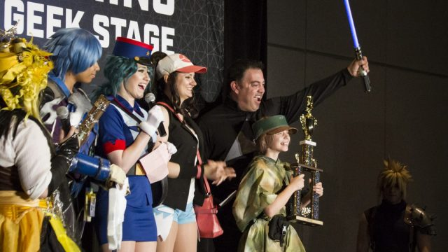 SXSW Gaming Cosplay Contest 2016 - Photo by Roi Hernandez