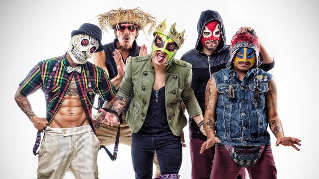 2018 SXSW Showcasing Artist Los Chinchillos Del Caribe