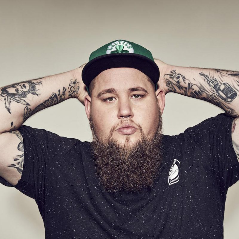 2017 SXSW Showcasing Artist Rag'n'Bone Man