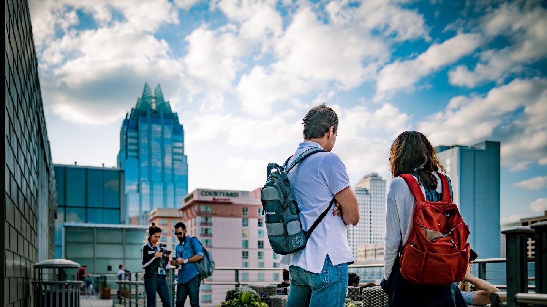 Austin Skyline from ACC