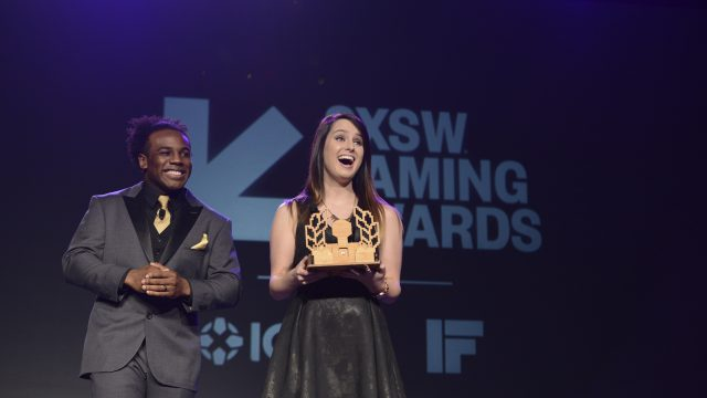 Xavier Woods and OMGitsfirefoxx