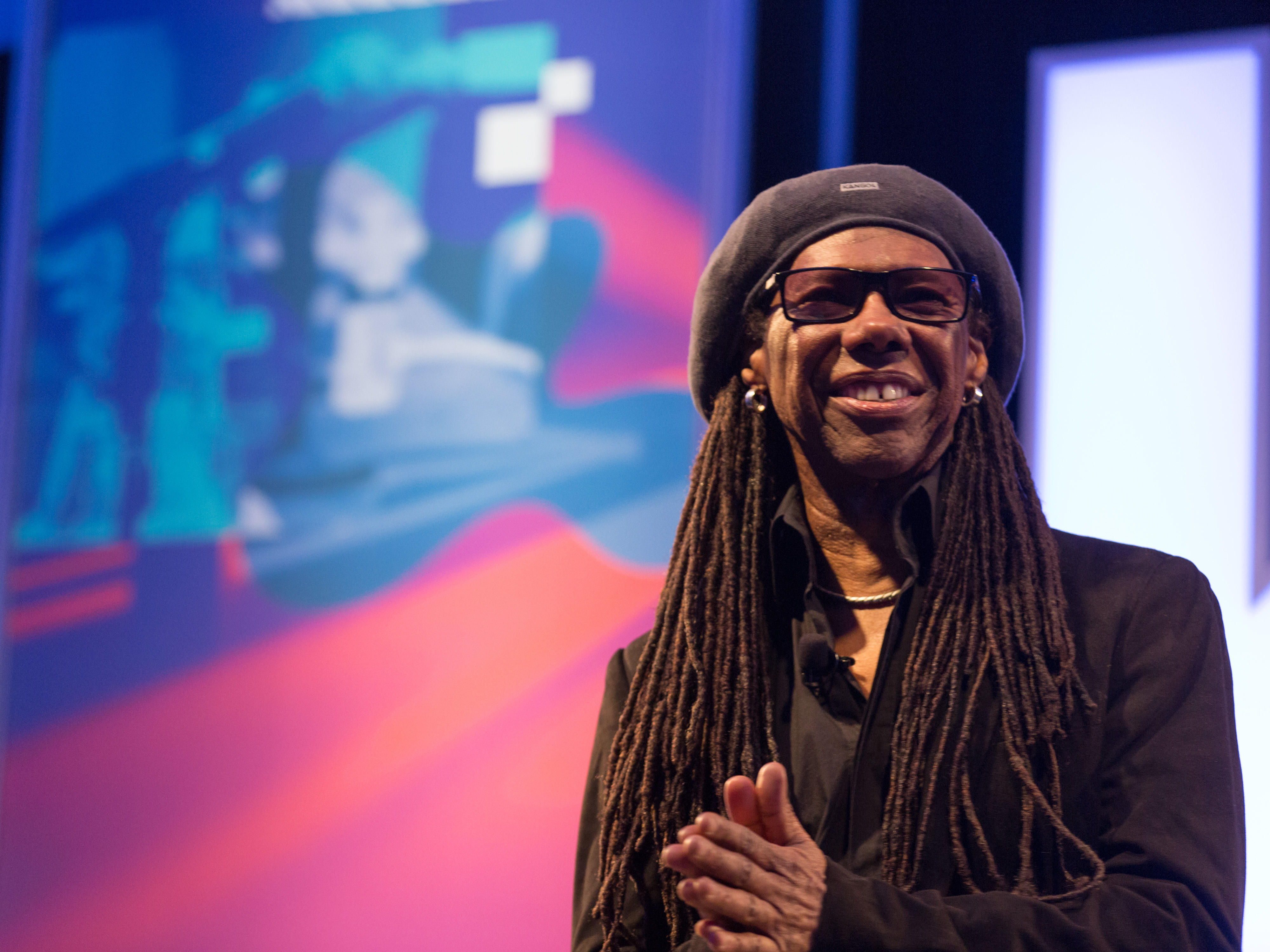 Nile Rodgers, Music Keynote