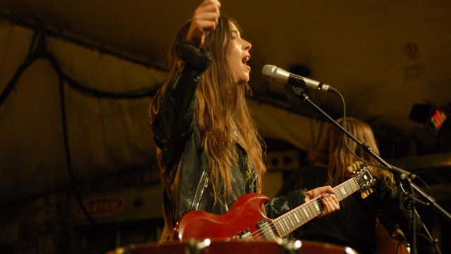 2013 SXSW Official Showcasing Artist Haim