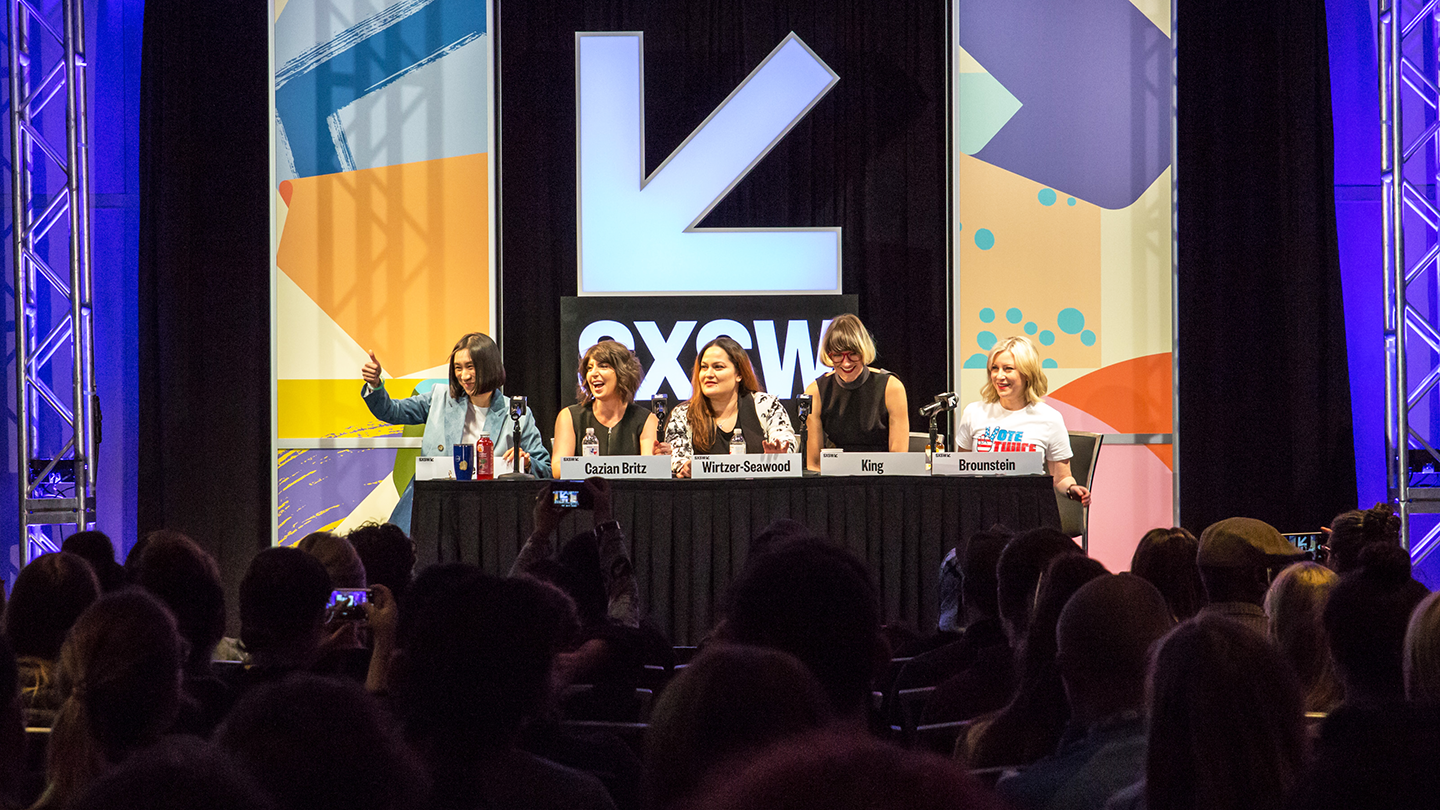 2018 SXSW Session – Insider Tips from the Boss Women of Instagram – Photo by Jessica Stamp