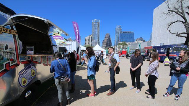 SouthBites Trailer Park at SXSW