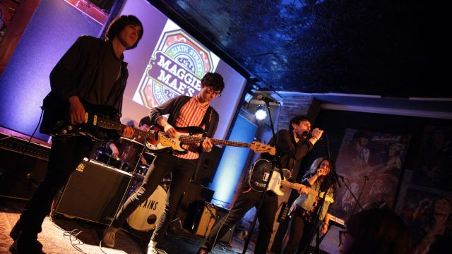2014 SXSW Showcasing Artist The Pains of Being Pure at Heart