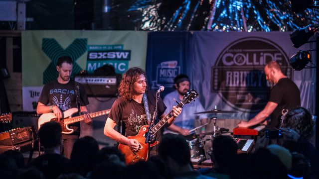 2015 SXSW Showcasing Artist The War On Drugs