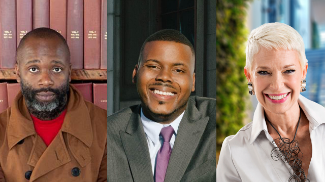 2018 SXSW Cities Summit speakers: Theaster Gates, Mayor Michael Tubbs, and Carol Coletta