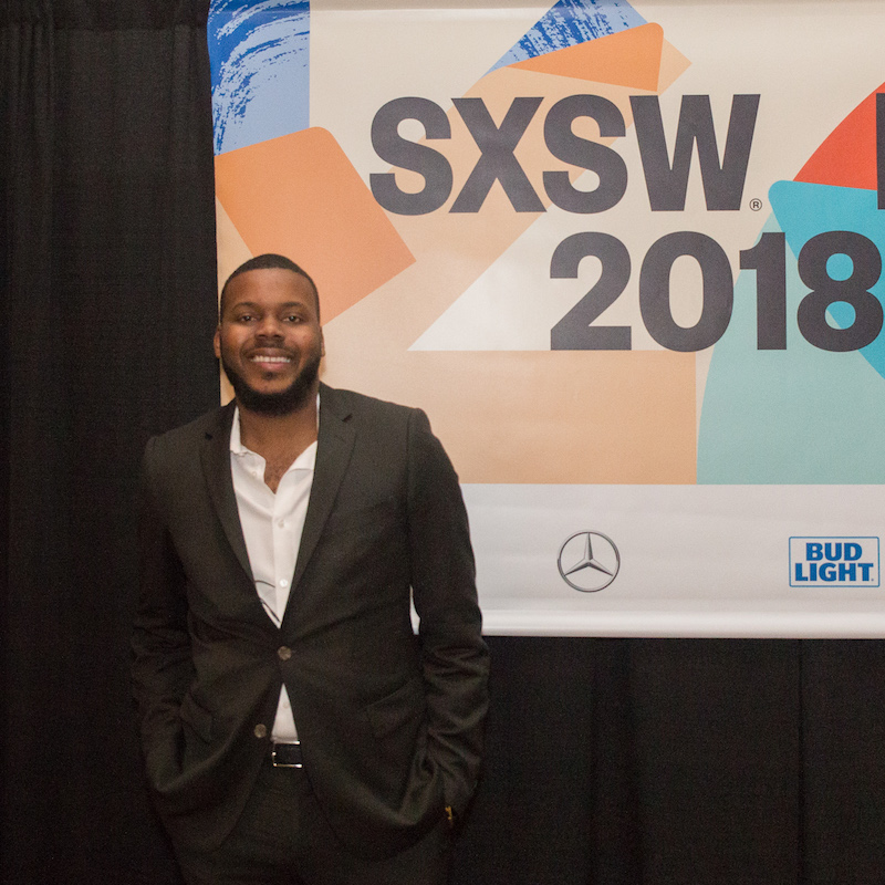 Mayor Michael Tubbs - Photo by Michael Caufield