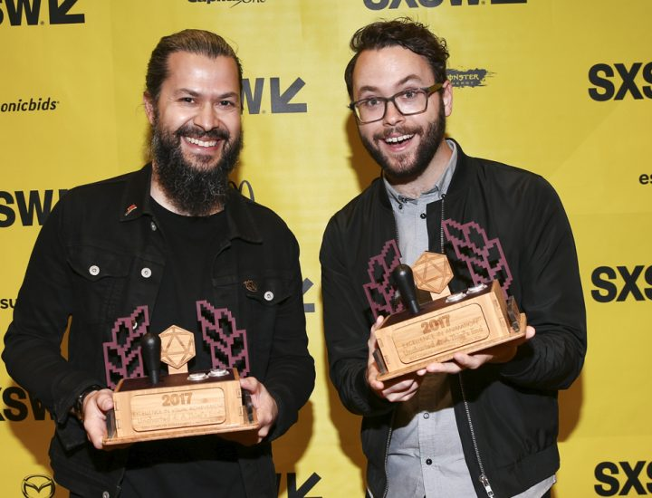 SXSW Gaming Awards, SXSW Gaming 2017 - Photo by Steve Rogers