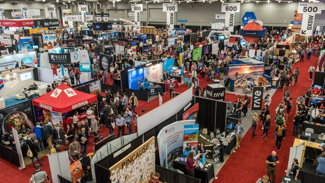 SXSW Trade Show 2017
