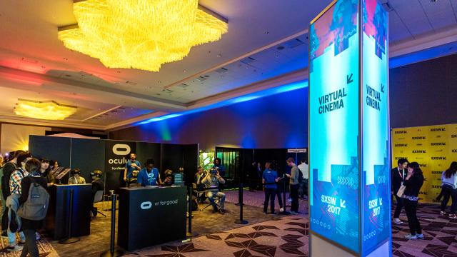 Virtual Cinema SXSW 2017